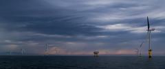 Winds of change (A Crowe Photography) Tags: sea cloud seascape weather wales clouds wind siemens windturbine windfarm windpower northwales rwe welshlandscape welshflickrcymru northeastwales welshphotographer welshphotography northwalesdailypost gwyntymor cloudsstormssunsetssunrises gwyntymorwindfarm