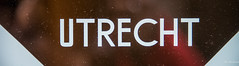 2015 - Utrecht - Welcome (Ted's photos - Returns late Feb) Tags: holland netherlands sign nikon utrecht cropped vignetting d600 utrechtnetherlands utrechtholland tedmcgrath tedsphotos nikonfx d600fx