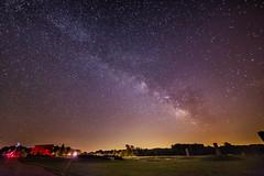 DSC_1287c Observatory Park. (Alan Studt) Tags: ohio stars nikon sagittarius nightsky f28 montville starrynight milkyway scorpius d600 14mm adobelightroom observatorypark rokinon galacticcenter shotinrawformat alanstudt starspikespro3