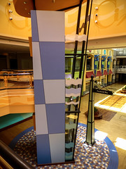 Cincinnati Mall Elevator (Nicholas Eckhart) Tags: ohio usa retail america mall dead us cincinnati oh stores forestpark 2015 deadmall cincinnatimills forestfairmall cincinnatimall forestfairvillage