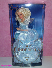 2015 Fairy GodMother Cinderella (Mεgαrα ¹⁸⁵ ♑) Tags: doll disney cinderella