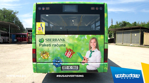 Info Media Group - Sberbank AD, BUS Outdoor Advertising, Banja Luka 07-2015 (5)