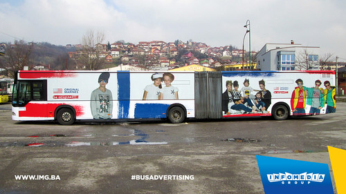 Info Media Group - Legend, Original Marines, BUS Outdoor Advertising, Sarajevo 04-2015 (1)