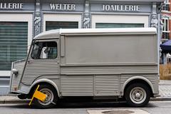 Wheel Clamb (Mbakker81) Tags: car cars spa citroen street belgium