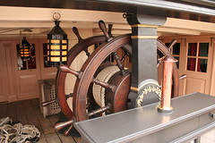 025 (Stevie mills) Tags: bridge ship harbour nelson hampshire portsmouth woodenboat dockyard hmsvictory shipsbridge historicaldockyard summer2015