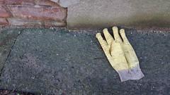 One Glove (Jacob Whittaker) Tags: glove found lost thrown discarded aberteifi