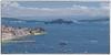 (454/16) Raxó y la isla de Tambo (Pablo Arias) Tags: pabloarias photoshop nxd cielo nubes españa paisaje costa orilladelmar barcas mar agua ría isla tambo raxó pontevedra galicia comunidadgallega