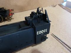 P1040699 (Milesperhour1974) Tags: sr q1 steam locomotive bulleid ogauge 7mm rtr kit