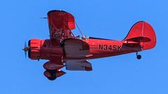 WACO YMF (Norman Graf) Tags: 2016ocairshow airshow aircraft airplane maryland n34sk oceancity plane waco wacoaircraftcompany ymf