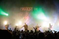 Protest The Hero (19 of 29) (PureGrainAudio) Tags: protestthehero awilhelmscream danforthmusichall toronto on december27 2016 showreview concertphotography concertpics photography liveimages photos pics progressivemetal metal metalcore chrismurphy worldmind puregrainaudio