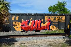 Suli (FR8 ADDICT) Tags: dme ync freighttraingraffiti suli boxcarart gondolas graffiti