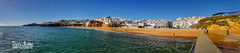 Panorama Praia dos Pescadores, Albufeira, Portugal - 4706 (HereIsTom) Tags: webshots travel europe netherlands holland dutch view nederland views you sony cybershot hx9v nature sun tourists cycle vakantie fietsvakantie cycling holiday bike bicycle fietsen coast panorama city strand town dos water kust sea albufeira praia portugal pier zon beach zee faro peascadores