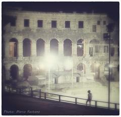 Pula (Croatia) - August 2016 (marco/restano) Tags: pola pula anfiteatro amphitheater
