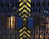 how the week began (Hayashina) Tags: door tubestation strike london