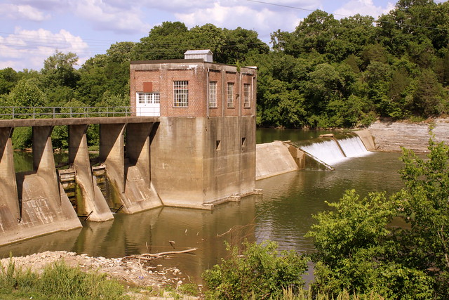 Columbia Hydroelectric Station