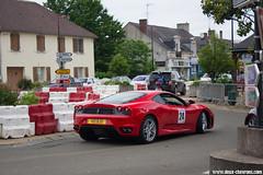 24h du Mans 2013 - Ferrari F430 (Deux-Chevrons.com) Tags: ferrarif430 ferrari430 ferrari f430 430 street spot spotted spotting croisée rue france arnage lemans 24hdumans 24hoflemans 24heuresdumans car coche voiture auto automotive automobile