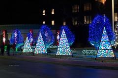 Nela Park 31 (rwerman) Tags: ge generalelectric nelapark christmas christmaslights christmastree lights eastcleveland