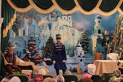 11. Sketch of Bogorodichnoe Village at the Assembly Hall / Сценка с.Богородичное в актовом зале 08.01.2017