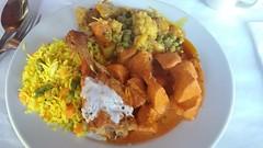 (sftrajan) Tags: gearyboulevard indianfood chicken pollo buffet