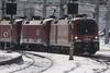 1016 037 (The Rail Net) Tags: railet öbb innsbruck österreich austria bahnhof railway rail train taurus