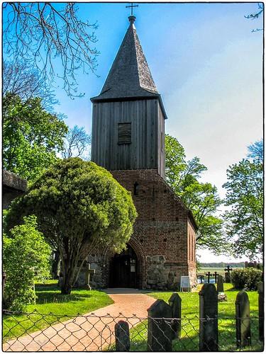 Kirche von Groß-Zicker