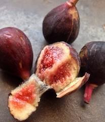 It's A-Peeling-to-Me! HMM (Some Strange Lady) Tags: macromondays fig fruit peel ipad
