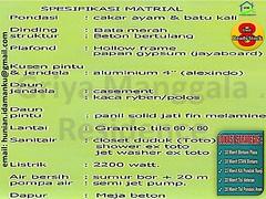 Griya Manggala Jurangmangu (Spesifikasi Bangunan) (Property Agent) Tags: rumahmewah rumahmurah rumahmewahmurah lokasistrategis rumah dijual rumahmurah2017 rumahdijualditangerang perumahanmurahtangerang jualrumahjakartaselatan artis mewah rumahdijualmurah rumahmurahtangerang rumahnyamanstrategis rumahdijual manggalajurangmangu cipadularangan bandarasoekarnohatta indonesia tangerang bintaro lokasisangatstrategis pondokindah rumahstrategisbintaro rumahstrategis