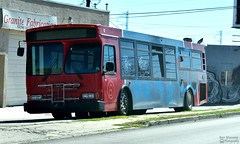 712 Orion VII Ex-CCRTA (transit addict 327) Tags: ccrta obi orionbusindustries orionvii corpuschristi corpuschristiregionaltransportationauthority sanantonio bus retired nikon d5300 55300mmlens 2017