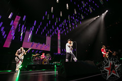 Red Hot Chili Peppers - Joe Louis Arena - Detroit, MI - Feb 2nd 2017