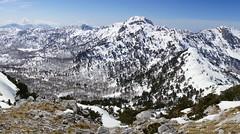 Mount Orjen (Goran Joka) Tags: orjen mountorjen mtorjen mountain mountaineering republikasrpska trebinje nature landscape outdoor snow sky trees mountainrange peaks