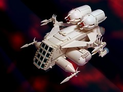 RMX Challenge - Final Round (Crimso Giger) Tags: lego moc space starship spacefighter starfighter rmx