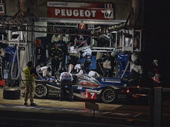 LM2011 No7 Peugeot - Driver change AD & AW - P6122597 (Welsh Scrum Half) Tags: lemans lemans24heures olympuse3 motorsport peugeot carracing endurance enduranceracing peugeot908hdi sportscarracing racingcars throughthenight prototype sportsprototype