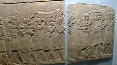 Bas-reliefs assyiens (Ninive) (6) (Mhln) Tags: england london museum londres angleterre british ninive khorsabad assyrie