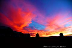SWEET DREAMS ARE MADE OF THIS ... (Aspenbreeze) Tags: sunset sky night clouds utah twilight sundown monumentvalley rockformations monumentvalleyutah aspenbreeze moonandbackphotography bevzuerlein
