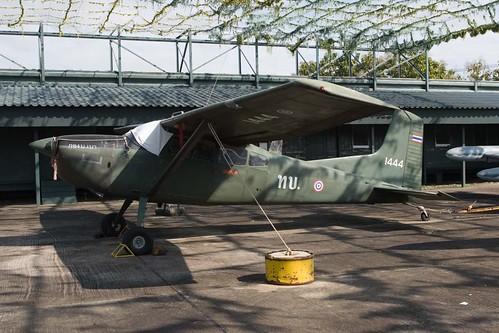 Cessna U-17B 1444-2 Chiang Mai 24Nov08 (Peter Heeneman)