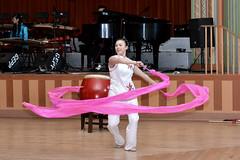 Chinese Ribbon Dancer (Alexander C. Kafka) Tags: dance echo chinese glen ribbon washingtonfolkfestival fairfaxchinesedancetroupe