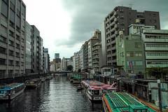 DP1M4422Lr (photo_tokyo) Tags: japan river tokyo 東京 kandagawa 2015 yakatabune 神田川 河口 屋形船