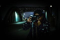 Los Angeles (jayydim) Tags: california longexposure sunset night canon 50mm lights losangeles streetphotography dslr goldenhour 6d