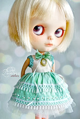 MINT PRINCESS Blythe Dress By Odd Princess Atelier