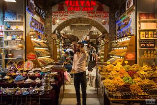 Sultan of the Spice Shop (explored)