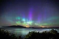 (Eddie Murdock) Tags: awesome sanjuanislands anacortes guemes northernlights auroraborealis cme fidalgo kp6