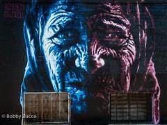 Damien Mitchell Queens NY (ZUCCONY) Tags: street nyc newyorkcity streetart ny newyork art love geotagged graffiti calle arte unitedstates bobby rue 2015 zucco wellingcourtmuralproject bobbyzucco pedrozucco