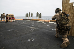 150804-M-SV584-163 (15th Marine Expeditionary Unit) Tags: california sea usmc training marine military air indianocean navy middleeast sailors cover maritime pistol land guns shooting marines sailor marinecorps m4 weapons deployment amphibious barricades arabiangulf centcom 1911 ussessex unitedstatesmarinecorps camppendleton arabiansea recon mrf reconnaissance amphibiousassaultship gulfofaden forcerecon ussessexlhd2 navcent marineexpeditionaryunit amphibiousassaultshipussessexlhd2 maritimeoperations magtf 15thmarineexpeditionaryunit shootingonthemove servicemembers uscentcom essexarg marineairgroundtaskforce 1streconnaissancebattalion combatreadiness maritimeraidforce securityelement forcereconnaissancedetachment 15thmeutags15thmeu westernpacificdeployment151 shipessexamphibiousreadygroup ctf51isil otherscplannaalbrecht