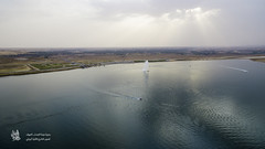 Aljouf Domat Aljandel Sea , by Tareq Alrowaili (Tareq Melfi) Tags: lake 1 saudi arabia inspire بحيرة تصوير dji aljouf sakaka دومة الجندل domah جوي