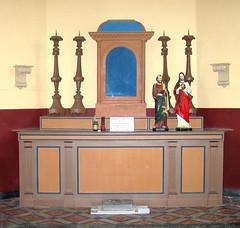 Warandekapel, Heule (Erf-goed.be) Tags: geotagged westvlaanderen kortrijk warande kapel archeonet heule geo:lat=508397 warandekapel geo:lon=32402