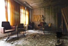 Fade out again. (Denisa Colours of Decay) Tags: abandoned urbex urban exploration hotel germany forgotten lost canon