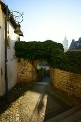 Waiblingen - Stadt an der Rems (Lutz Blohm) Tags: waiblingen altstadt rems historischermauergang sonyfe1635mmf4 sonyalpha7aii