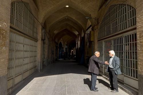 Iran - Isfahan - Bazaar