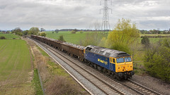 47237 (mike.online) Tags: class47 brush duff spoon diesellocomotive 47237 portway sulzer