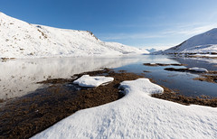 Antartica (Nicolas Gailland) Tags: landscape nature paysage montagne mountain vanoise parcnationaldelavanoise parcnational plandulac termignon france canon hitech filter filtre nd gnd mark hiver winter snow neige lac lake